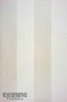 Casadeco Infinity 36-INF16700128 creme-weiß Vliestapete Streifen