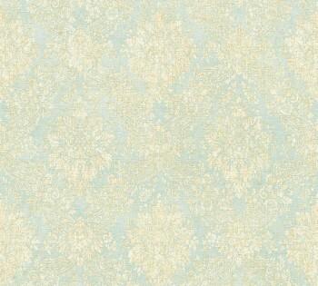 AS Creation Secret Garden 336077, 8-33607-7 Vliestapete blau Flur