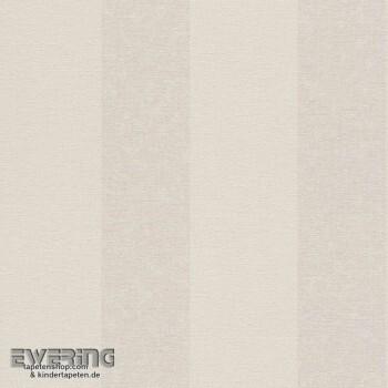 Rasch Florentine 7-448702 Vliestapete Streifen beige Leinenstruktur