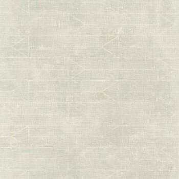 7-412048 Hyde Park Rasch Muster-Tapete hell-grau matt Vlies