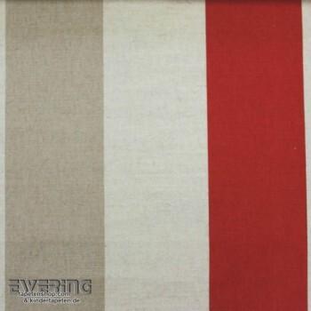 Texdecor Casadeco - Marina 36-MRN20128119 beige Streifen Stoff