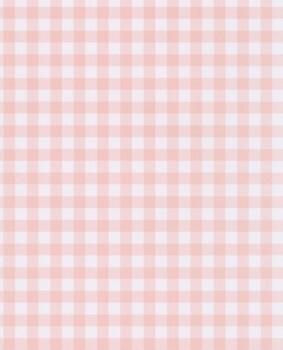 Mädchenzimmer Vliestapete Rosa-Weiß Kariert