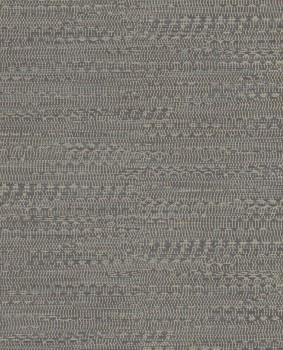 Eijffinger Siroc 55-376043 grau-braun glänzend Muster Vlies Tapete