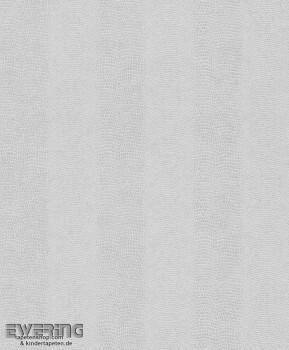 Rasch Pop Skin 7-482829 hell-grau Uni Schlangenhaut Wohnzimmer