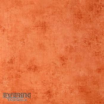 36-PSP66623039 Caselio - Passport Texdecor Unitapete orange