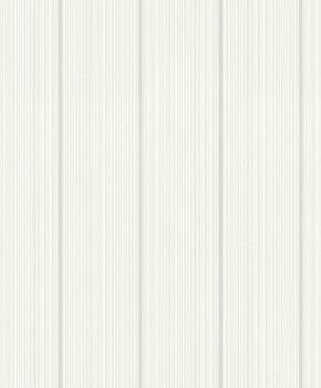 Rasch 7-433111 Sightseeing weiß Streifen Vliestapete