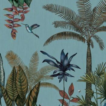 Wandbild bunt Tropisch 48-74290282 Casamance - Rio Madeira