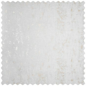 Texdecor 36-PGE81021117 Casadeco - Prague weiß Stoff transparent