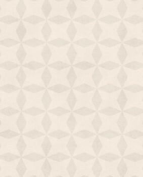Eijffinger Lino 55-379020 Vliestapete beige grafisches Muster