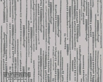 SALE AS Creation Esprit 11 8-30286-3_L silber-grau, Vliestapete, Perlen wenige Rollen