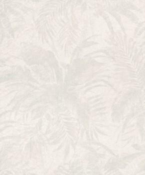 23-229157 Rasch Textil Abaca cremeweiß glänzend Vliestapete