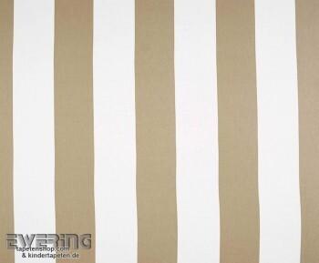 36-MRN25211004 Casadeco - Marina Texdecor beige Streifen Stoff