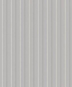 7-798326 Rasch Sightseeing Streifentapete Vlies grau