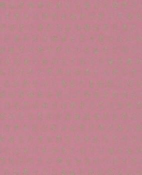 Eijffinger PIP Studio 55-375033, Vliestapete rosa-pink goldene Marienkäfer