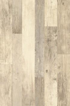 Rasch 7-941630 Factory 3 Tapete Vlies Holz-Wand braun-beige