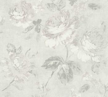 AS Creation Secret Garden 336043, 8-33604-3 Vliestapete grau Flur