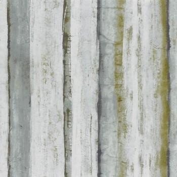 Tapete grau gelb Abstrakt 48-74050523 Casamance - Estampe