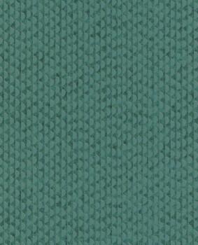 Reflect Eijffinger 55-378032 Petrol Vliestapete Muster glatt