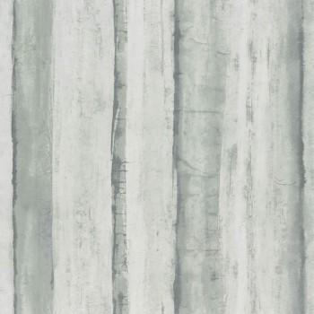 Tapete Hellgrau Abstrakt 48-74050131 Casamance - Estampe