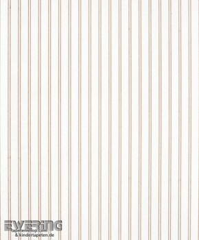 36-CHT22981109 Casadeco - Chantilly beige Streifen Vliestapete