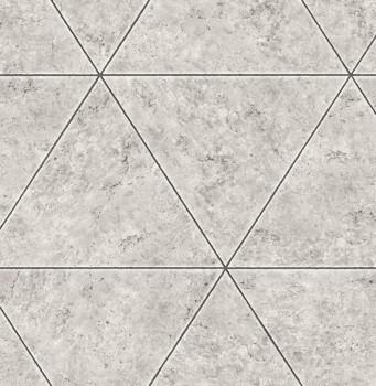 Rasch Textil Restored 23-024013 Fliesen Tapete hell-grau Vlies