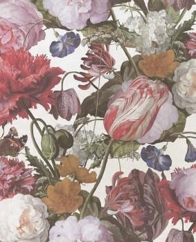Eijffinger Masterpiece 55-358005, Vliestapete Blumentapete