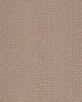 55-388722 graphisches Muster kupfer Vliestapete Eijffinger Lounge