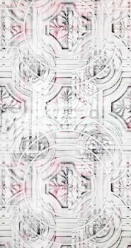 Neo Royal 12-218629 BN/Voca Muster-Tapete Wohnzimmer beige pink