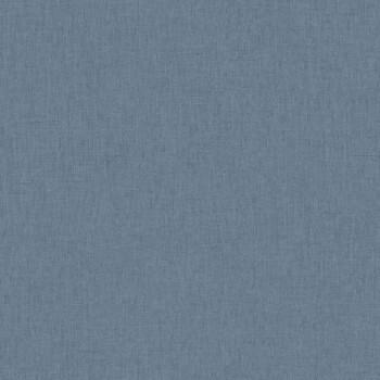 36-SNG68526460 Texdecor Caselio - Swing Uni-Tapete jeans-blau