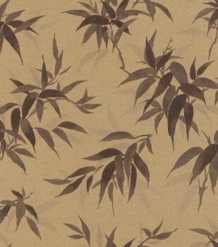 Vliestapete Bambus Braun Rasch Kimono 409765