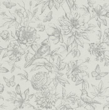 Rasch Florentine II 7-449440 Vliestapete beige Flur