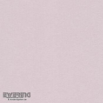 Rasch Florentine 7-448528 Uni blass-rosa Vliestapete strukturiert