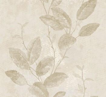 Ambrosia Rasch Textil 23-107641 Vliestapete Blumenranken beige