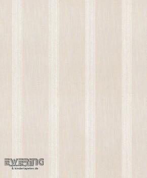 Rasch Textil Liaison 23-078007 Streifen Textiltapete hell-beige