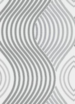 Vlies-Tapete graue Wellen 33-1004510 Fashion for Walls