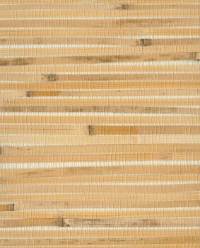 Natural Wallcoverings II Bambus Tapete gelb beige Eijffinger 55-389523