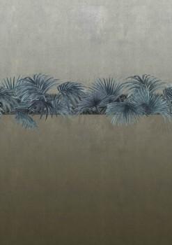 Grün Pflanzen Wandbild Vlies Tenue de Ville ODE 62-ODED190708