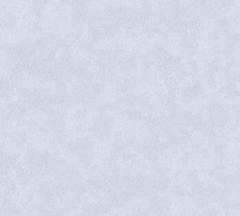 8-36206-3, 362063 AS Creation Neue Bude 2.0 blau-grau Uni Vlies Tapete
