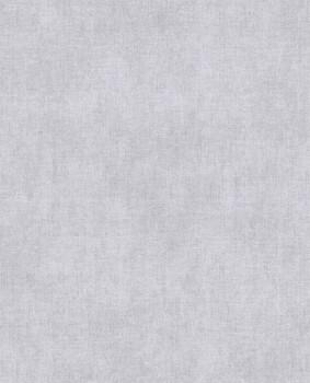 Eijffinger Lino 55-379070 Vliestapete Uni hellgrau silber Glanz