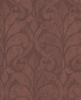 55-376002 Eijffinger Siroc wein-rot Ornamente Wohnzimmer Vlies-Tapete