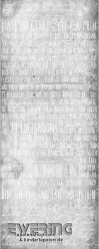 6-46096 Marburg Nena Wandbild 99 Luftballons Songtext grau weiß