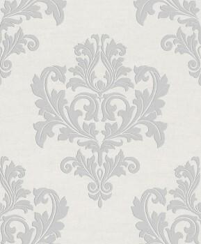 Rasch Textil Aristide 23-228242 Vliestapete beige Schlafzimmer glänzend