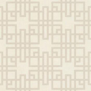 Vliestapete Beige Muster Rasch Kimono 409239