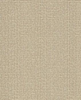 Eijffinger Lounge 55-388725 gold Sand grafisches Muster Vliestapete