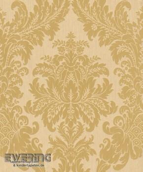 23-077284 Cassata Rasch Textil Textiltapete beige Ornament