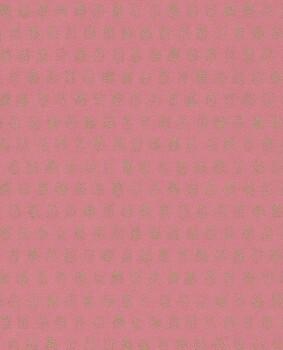 Eijffinger PIP Studio 55-375034, Vliestapete pink goldene Käfer