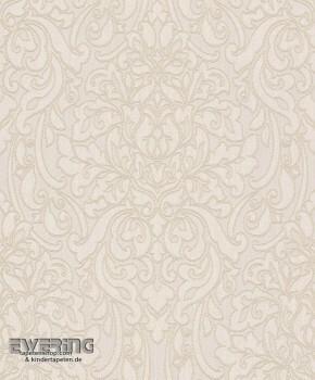 Rasch Textil Liaison 23-078083 hell-beige Ornament Textiltapete