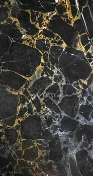 Casadeco - Utah Wandbild 36-UTA29669508 Vlies Marmor gelb schwarz