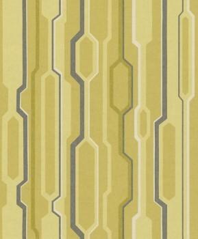 Rasch Textil Aristide 23-228105 Vliestapete gelb Wohnzimmer