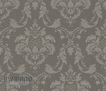 Rasch Textil Liaison 23-078045 Textiltapete Erdbraun Ornament